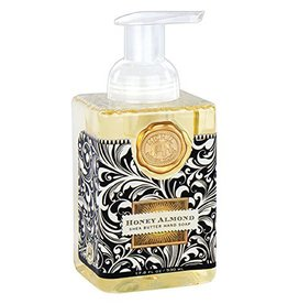 MICHEL DESIGN WORKS HONEY ALMOND Foaming Soap