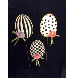 Round Top Collection Fancy Egg Pike, medium