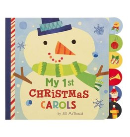 C R Gibson My First Christmas Carols Book
