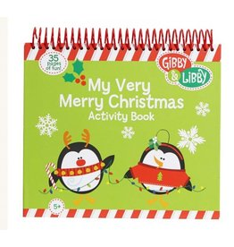 C R Gibson My Very Merry Christmas Activity Book