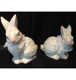 MelRose Bunny Figurines