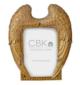 MIDWEST CBK Golden Angel Wing Frame, large