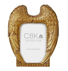 MIDWEST CBK Golden Angel Wing Frame, small
