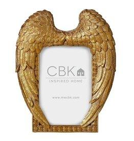 UMA ENTERPRISES INC. Golden Angel Wing Frame, small