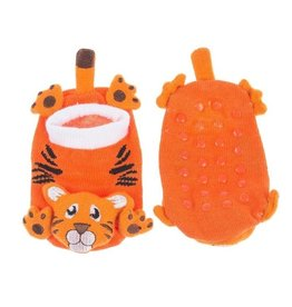 UMA ENTERPRISES INC. Tiger Baby Socks