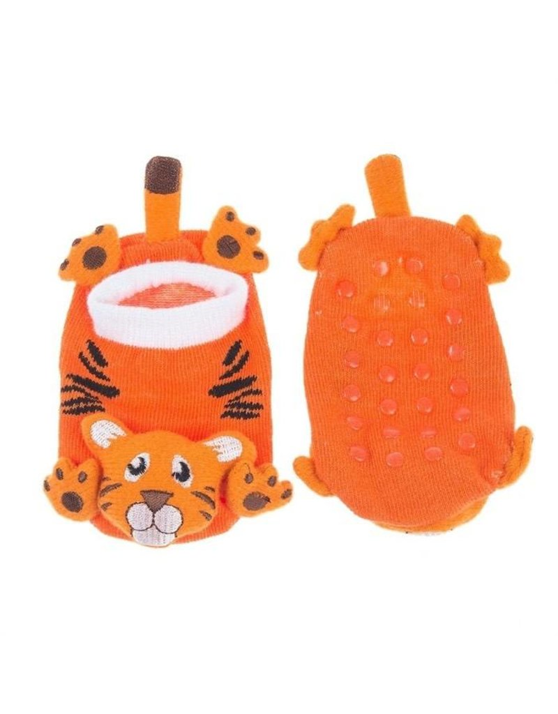MIDWEST CBK Tiger Baby Socks