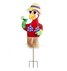 MIDWEST CBK Polly Parrot Gardenstake