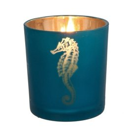 UMA ENTERPRISES INC. Seahorse Votive Holder