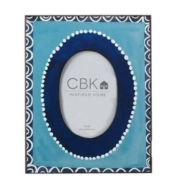 MIDWEST CBK DOT AND CIRCLE PATTERN 4X6 FRAME
