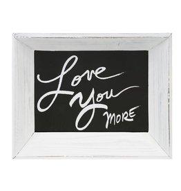 Desktop Tray - Love You More
