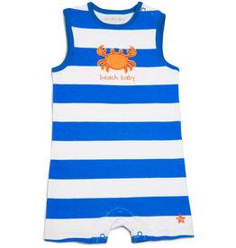 Pavilion Beach Baby Boy Romper (6-12m)