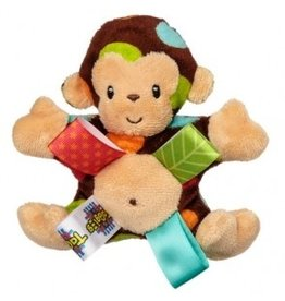 Mary Meyer Dazzle Dots Monkey Rattle