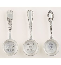 Mud Pie MP Coffee Scoop