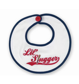 Bearington Collection LIL' SLUGGER Bib