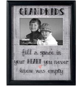 Malden 4x6 Grandkids Newsprint Frame