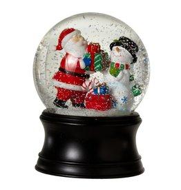 UMA ENTERPRISES INC. Santa Snowglobe -MCBK
