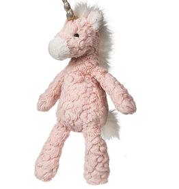 Mary Meyer Blush Putty Unicorn Plush