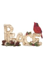 MelRose PEACE with cardinal table piece