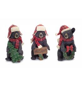 MelRose Dressed Black Bear