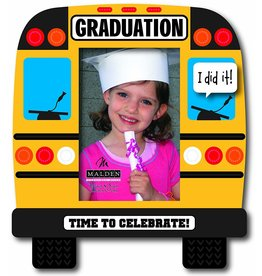 Malden School Bus Grad