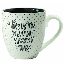 Mary Square WEDDING PLANNING Mug