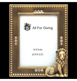 ALL FOR GIVING Jungle Photo Frame