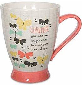 Pavilion SURVIVOR Butterfly Mug