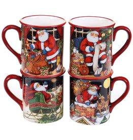 Certified International Corp A Night Before Christmas 16-oz Mug