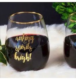8 Oak Lane Stemless Wine - MAKING SPIRITS BRIGHT