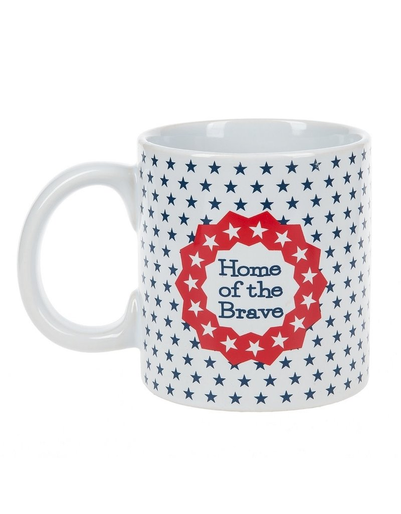 HOME OF THE BRAVE 20oz Mug