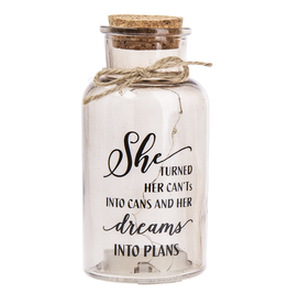 Light Up Twinkle Jar - DREAMS