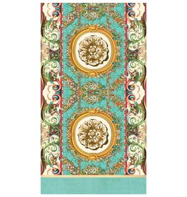 MICHEL DESIGN WORKS SECRET GARDEN Hostess Napkins