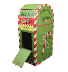 Round Top Collection BELIEVE Mail Box