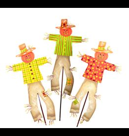 Round Top Collection Khaki Scarecrow Pike - Polka Dots