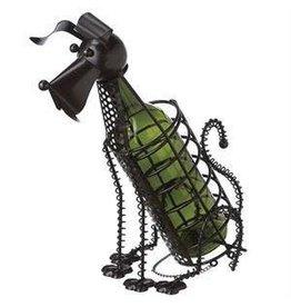 DENNIS EAST INTERNATIONAL INC I-Wine Dog Wine Bottle Holder