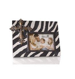 DRAKE DESIGN Zebra Cross Frame (4x6)