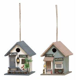 UMA ENTERPRISES INC. Wooden Birdhouse