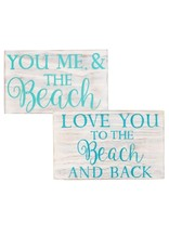 DENNIS EAST INTERNATIONAL INC Beach Expressions
