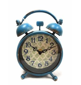 MIDWEST CBK Small Desk Clock (red or blue)