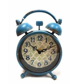 UMA ENTERPRISES INC. Small Desk Clock (red or blue)
