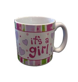 Burton Baby Gift Mug - IT'S A GIRL