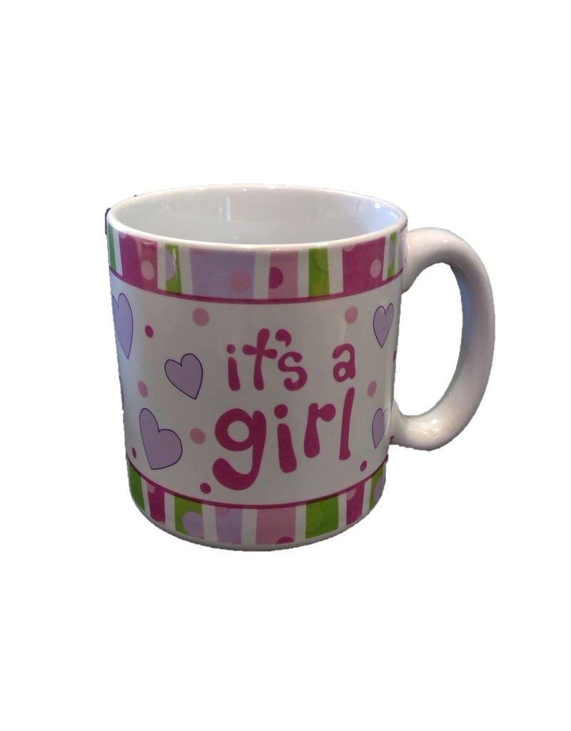 Burton Baby Gift Mug - IT'S A GIRL