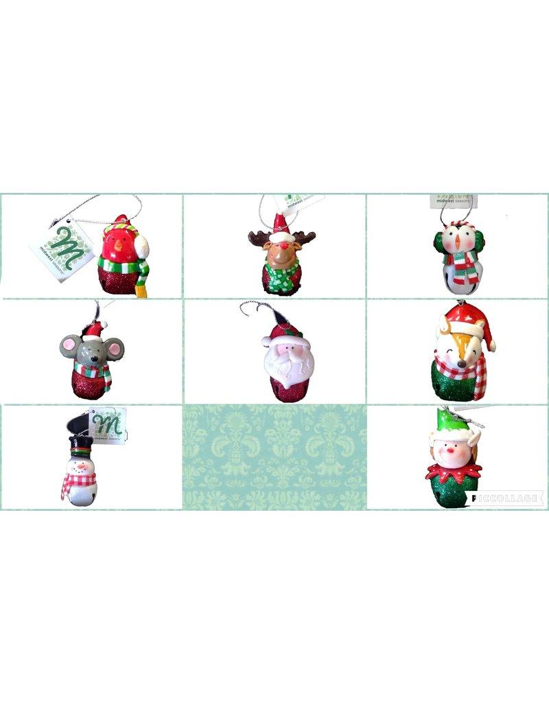 MIDWEST CBK Mini-bell Ornament