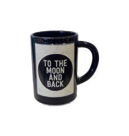 UMA ENTERPRISES INC. TO THE MOON & BACK Mug