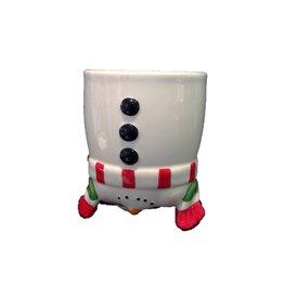 MIDWEST CBK Upside-down Snowman Mug