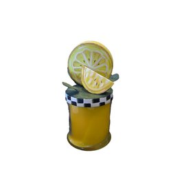 Round Top Collection Lemon Slice Candle