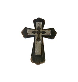 MIDWEST CBK Brown Layered Cross