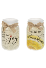Words of Love Jars