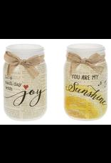 Words of Love Jars