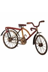 UMA ENTERPRISES INC. Antique Bicycle Figure